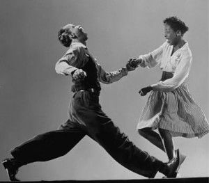Lindy Hop- full of style